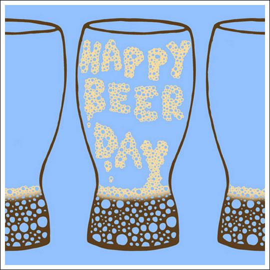 Beer-card