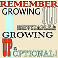 Growing up card