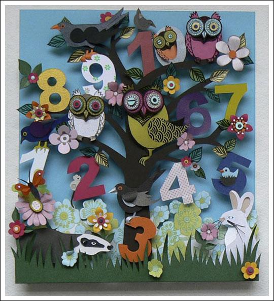Numbertree