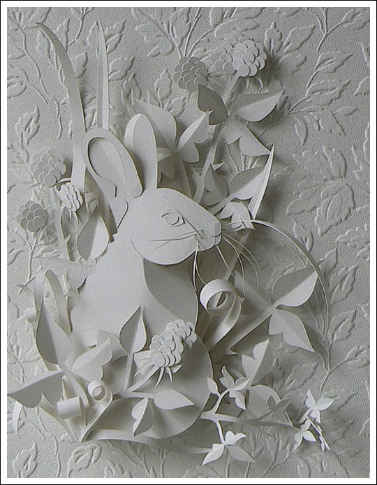 All-white-rabbit