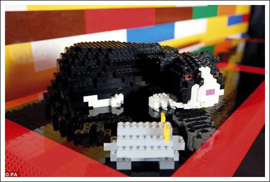 Lego-Cat