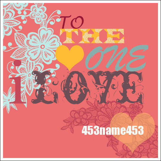 The-one-i-love-lace