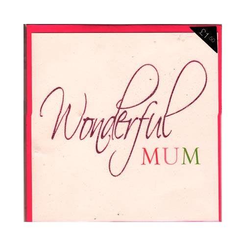 Wonderful mum