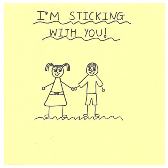 Sticking-with-you