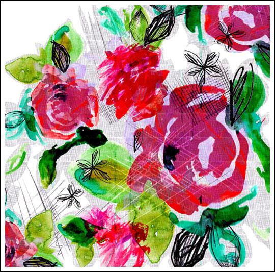 Rose-print-2A