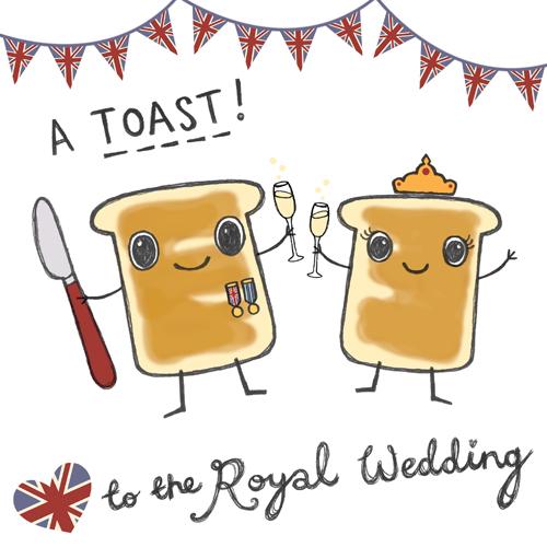 A-toast-nannysa