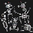 Robots square
