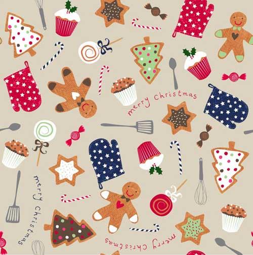 Christmas treats allover