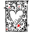 What is Love- Heart Design