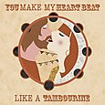 BeatLikeaTambourine by Avril Kelly