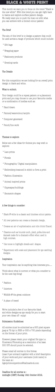 Black-and-white-print-brief