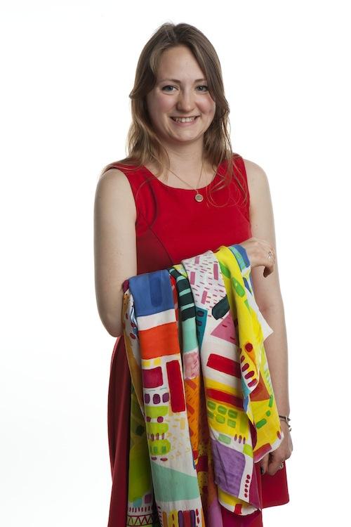 1 The New Designers Tigerprint Award Katie Whitton  - credit James Champion