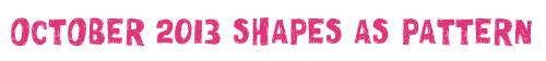 Shapesaspatterntitle