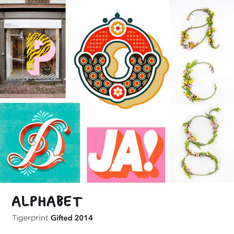 INSTA-alphabet