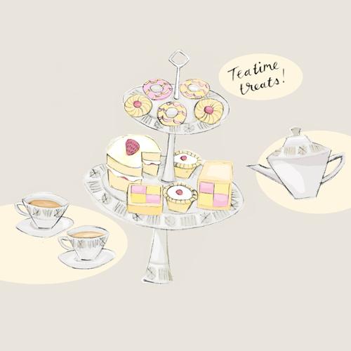 Tea time treats  copy