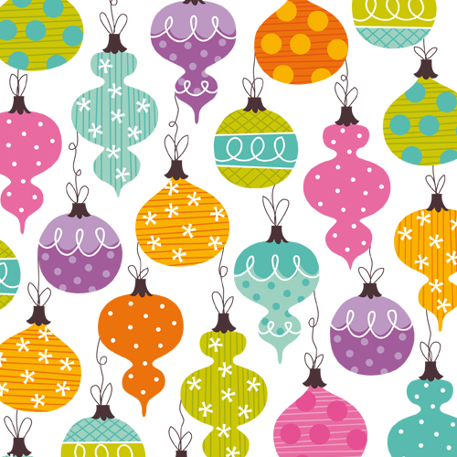 Christmas 2010 Surface Pattern Design Old: Fun Baubles: tigerprint.typepad.com/photos/christmas_2010_surface_pa/fun-baubles...