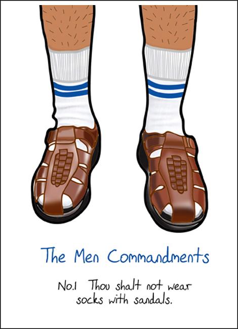 The_men_commandments